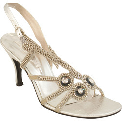 Stone Work Bridal Sandals