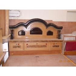 Wooden Double Bed - Double Bed, Teak Wood Double Bed & Double Bed