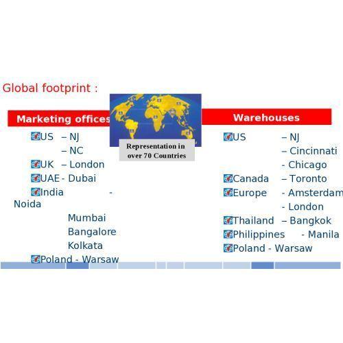 Global Footprint :