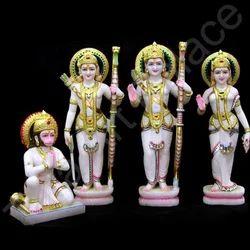 Shri Ram Darbar Statue
