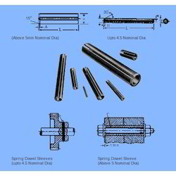 Spring Dowel Sleevs(Heavy Series)