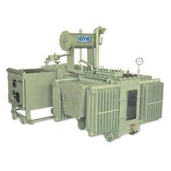 Distribution Transformers With OLTC