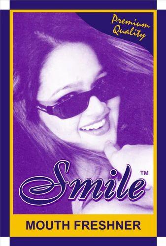 Smile Mouth Freshner