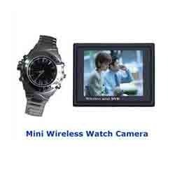 Wireless Watch Camera