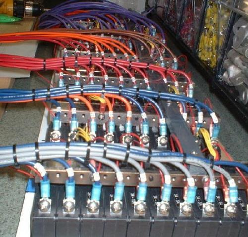 Terrific Wiring Harness Panel Wire Harness Manufacturer From Coimbatore Wiring 101 Capemaxxcnl