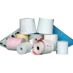 Paper Rolls for ATM / Billing Machine / Cash Register