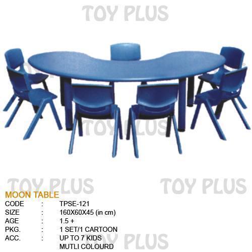 Kids Moon Table