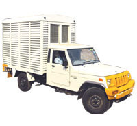 Poultry Carrying Truck Body