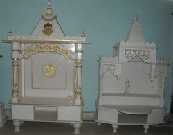 Marble Golden Temples
