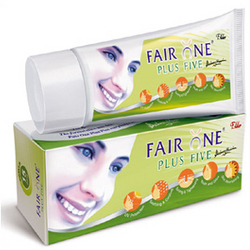 Fair One Plus Five (Cream)