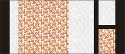 Gloss Floral Wall Tiles