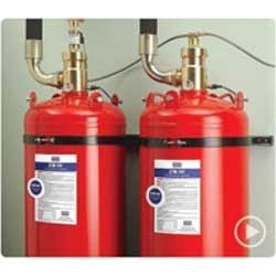 Gas Based Fire Suppression Systems