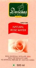 Natural Rose Water