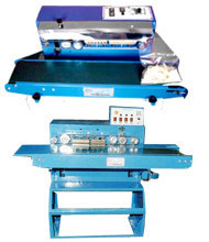Continuous Bag Sealer-PSCH 7200 / 7202 - Sealing Machine Specially Designed For Horizontal Feed.