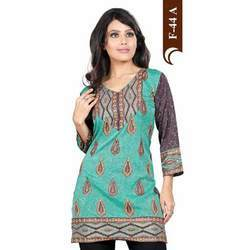 Carefully Designed Fancy kurtis