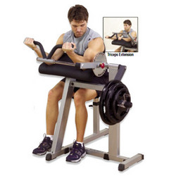 GCBT-380 : Cam Series Bicep & Tricep Machine
