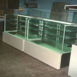 Folding Exhibition Display Counter Cabinets