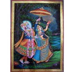 Radha Krishna Stylish & Attractive Painting