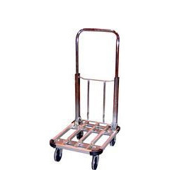 Folding Aluminium Trolley