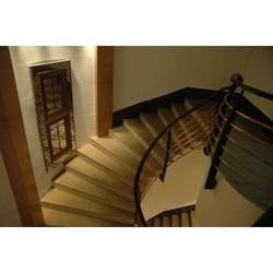 Hotel Staircase Interior Designing Services