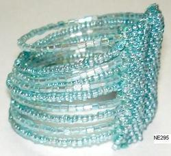 Beaded Napkin Ring NR295