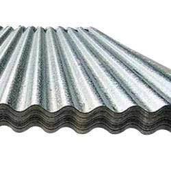 Galvanised Plain Corrugated Sheets