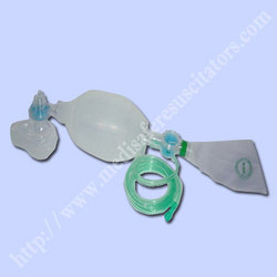 Silicone Resuscitator Complete Set (Child)