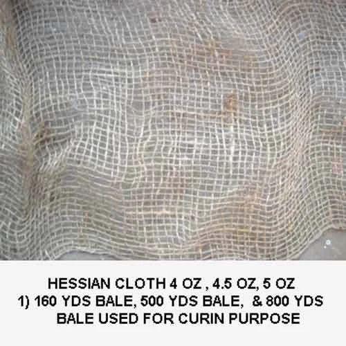 Jute Hessian Cloth