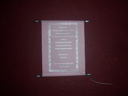 Plastic Scroll Rods For Scroll Invitations