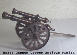 Antique Miniature Cannon