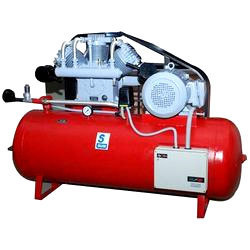 Two Stage Reciprocating Air Compressors