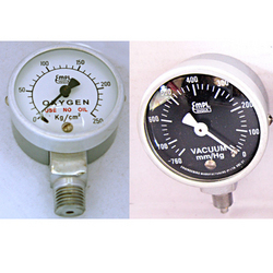 50mm Dial Pressure Gauge With SS Bourdon