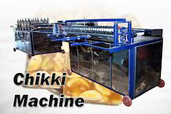 Chikki Kaju Katli Cutting Machine