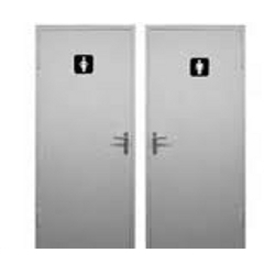 Toilet Doors