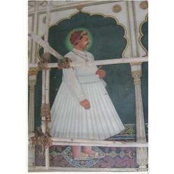 Wall Painting Conservation Service
