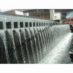 String Curtain Fountain