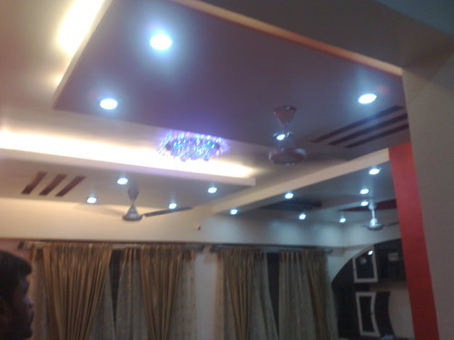 Electrical Wiring And False Ceiling False Ceiling