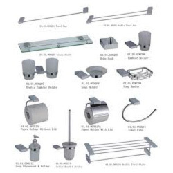 Bathroom Accessories - Bathroom Sanitary Ware Wholesale Trader ...
