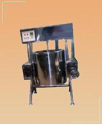 Double Jacketed St. Steel Paste Making Kettle