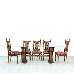 lorian wooden dining set