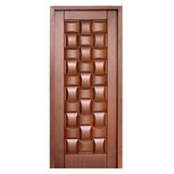 Teak Wood Doors
