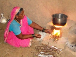 Bharatlaxmi Stoves Save Lives In Village Nandal