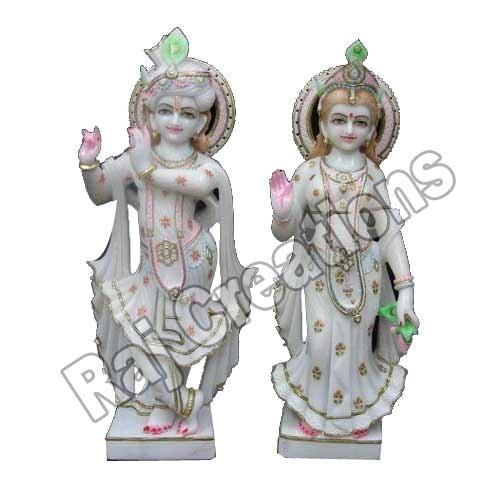 Marble Lord Radha Krishna