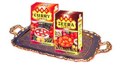 Curry Powder & Zeera Powder