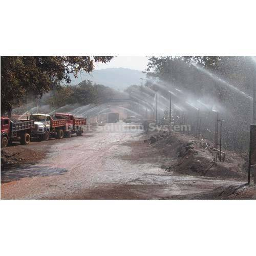Dust Suppression System Water Sprinkling System