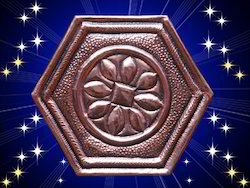 Copper Mangal May Bhoam Yantra