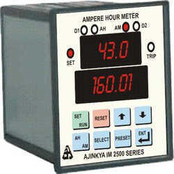 Three Doser Control Ampere Hour Meter