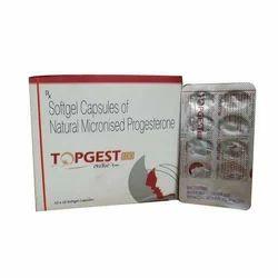 Natural Micronised Progesterone 100 Mg Softgel