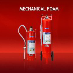 Mechanical Foam - Fire Extinguisher