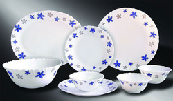 Ivy-Blue Crockery